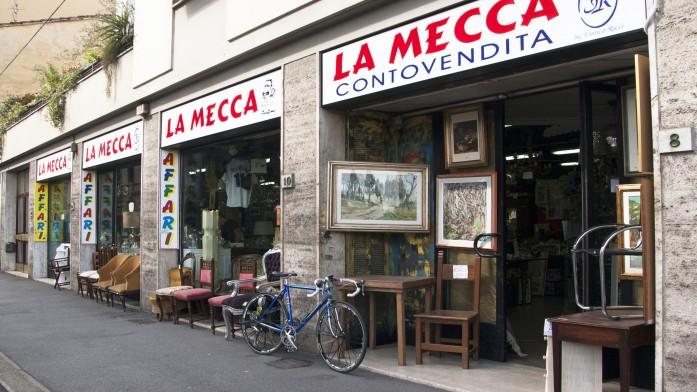 La mecca contovendita e compravendita vendita mobili for Mobili modernariato