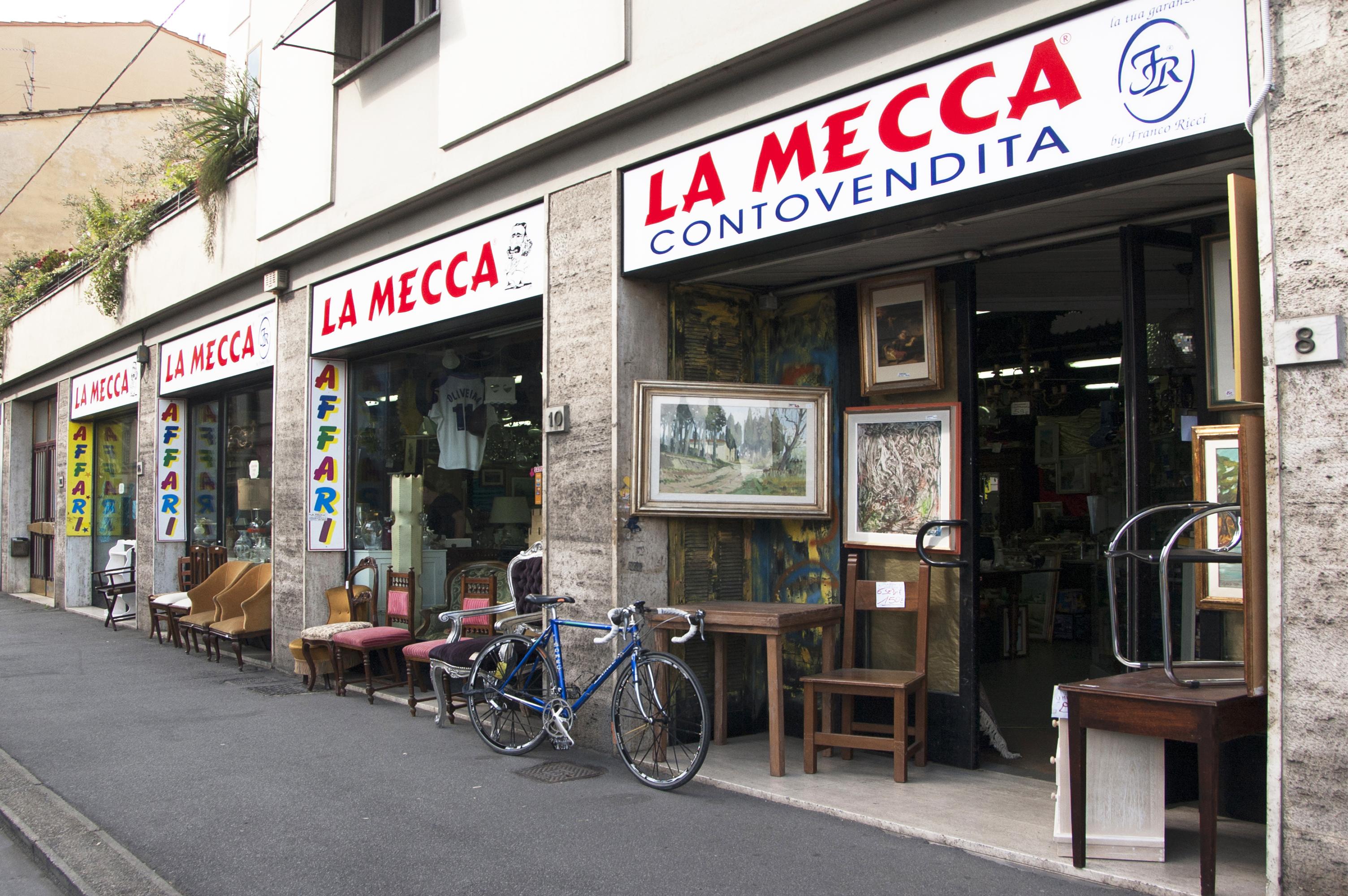 La Mecca - Contovendita e Compravendita | Vendita mobili usati ...